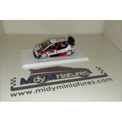Spark Toyota Yaris WRC - E. Evans - Monte Carlo 2020