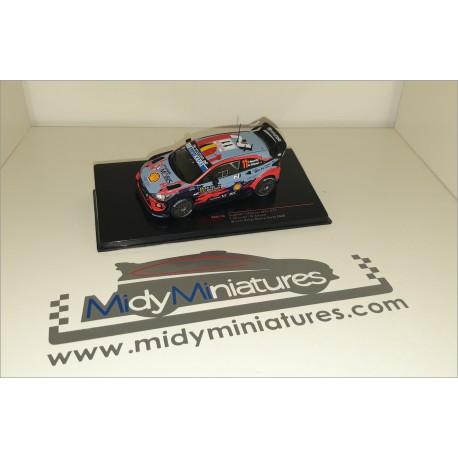 Hyundai I20 WRC - T. Neuville - Monte Carlo 2020